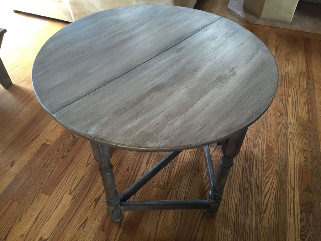 Accent Table Upcycle