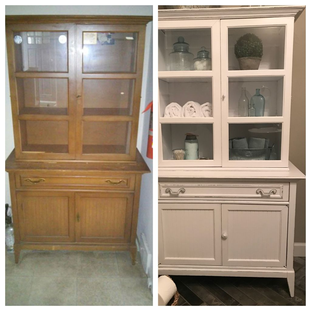 Hutch Upcycle